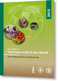 Food And Agriculture Organization Of The United Nations The State Of Food Insecurity In The World Food Insecurity Food Security Food