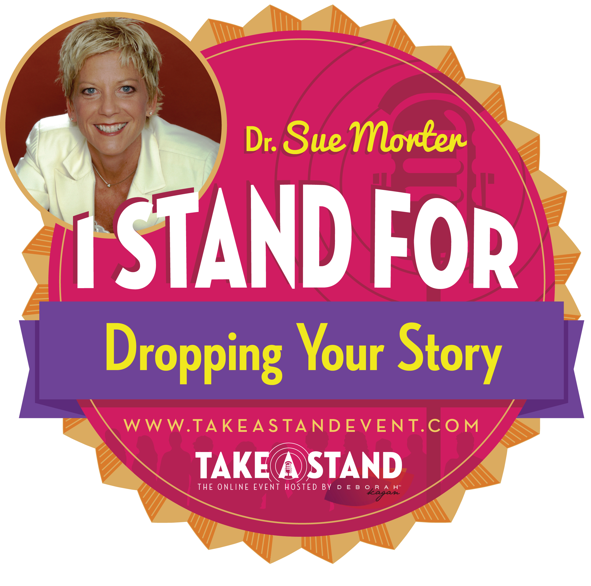 International speaker, Master of Bio-Energetic Medicine, and Quantum Field visionary, Dr. Sue redirects the flow of energy patterns in the body to activate full human potential. ##takeastandevent #domesticviolence #domesticviolenceawareness #domesticviolencesurvivors #sexualassault #rape #NCADV #NRCDV #NNEDV #1billionrising