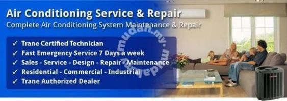Air Con Service Taiping Perak Services Available In Taiping