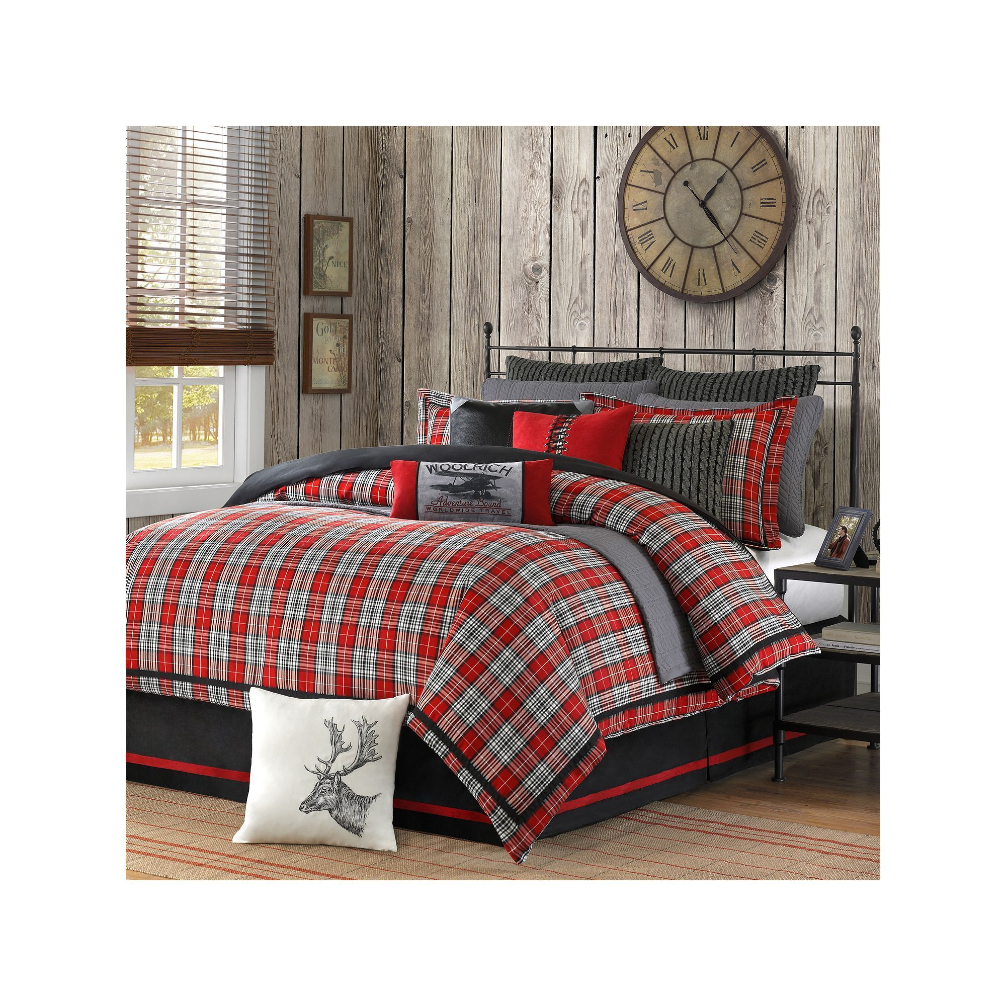 Woolrich Williamsport Comforter Set In 2019 Products