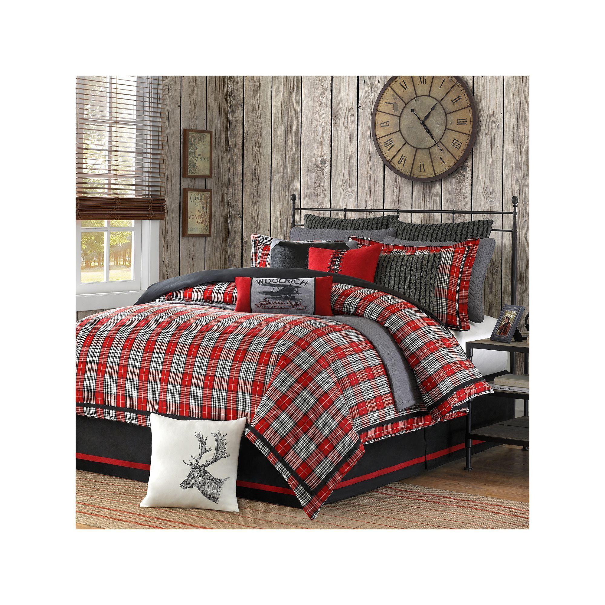 Woolrich Williamsport Comforter Set In