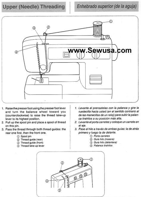 brother vx 1120 sewing machine threading diagram brother vx1120 rh pinterest com