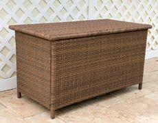 Grenada Cushion Storage Box 604 9349 Vir Patio Storage