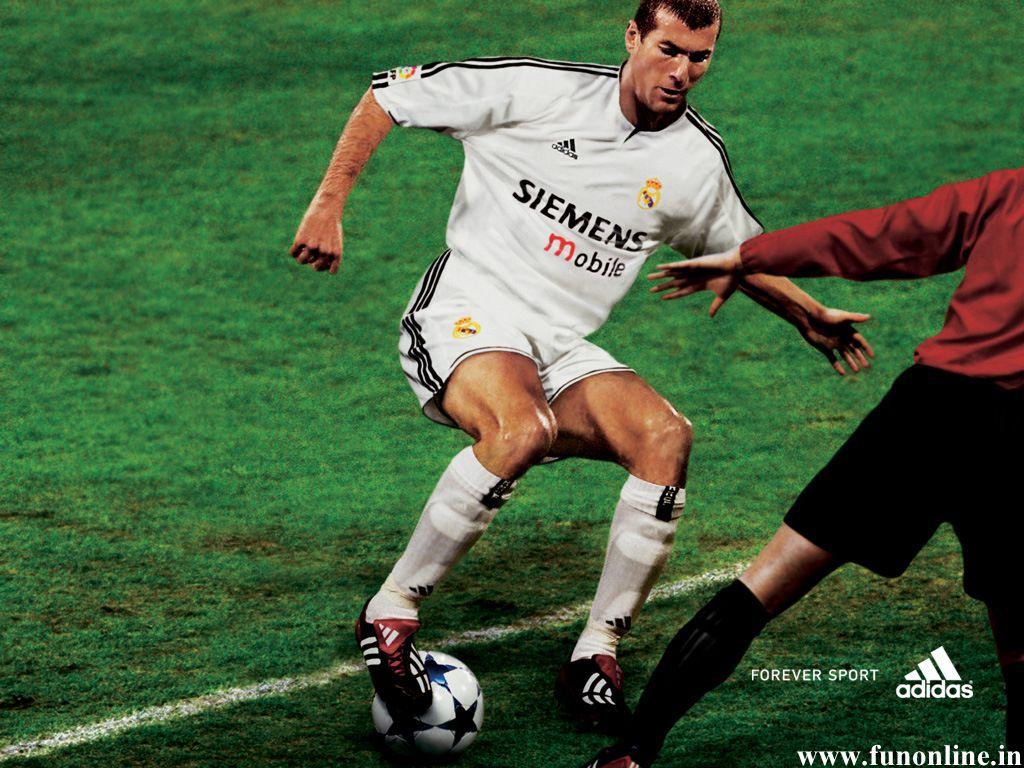 adidas futbol zidane