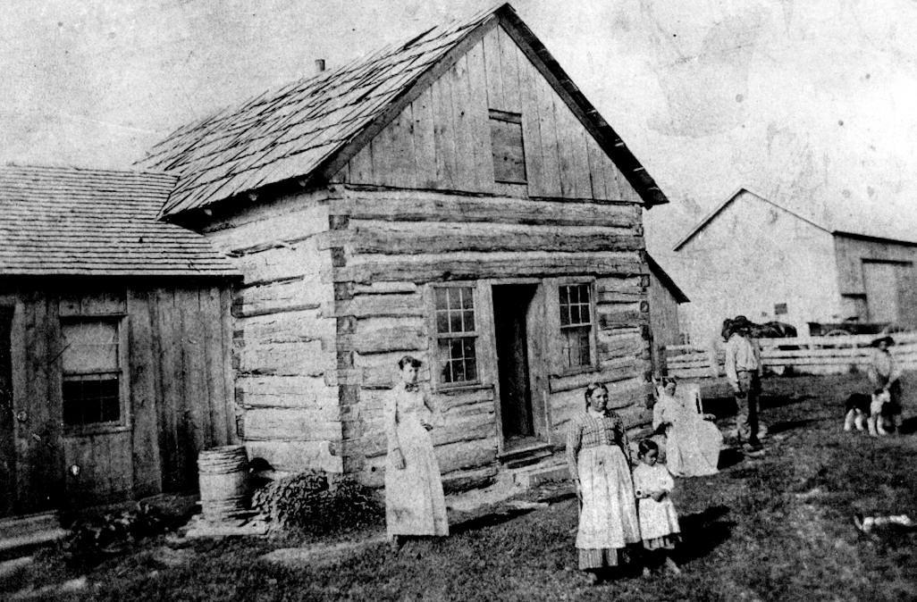 Early cabin