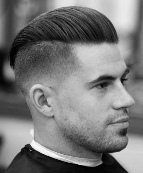 Dapper male undercut with slicked back hair on topg 497600 dapper male undercut with slicked back hair on urmus Choice Image