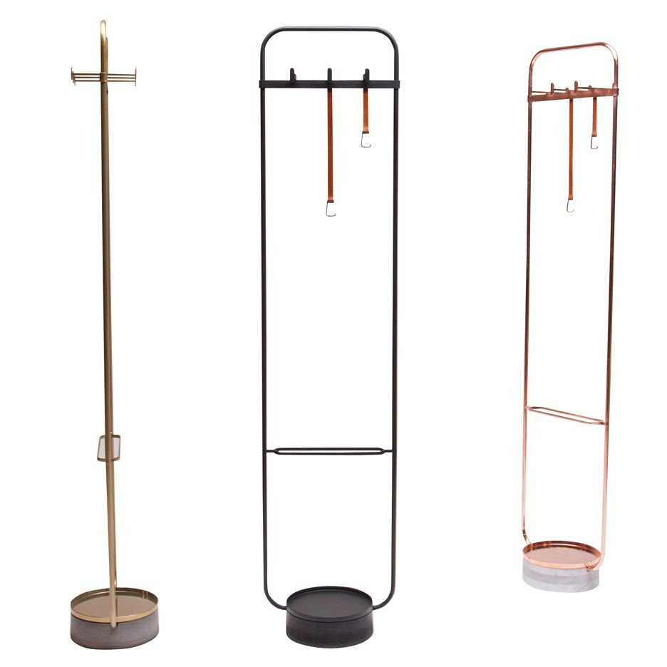 Hanger Is A Minimal Clothes Stand Designed By Chinese Studio Neri Hu Standing Clothes Rack Coat Stands Home Office Accessories