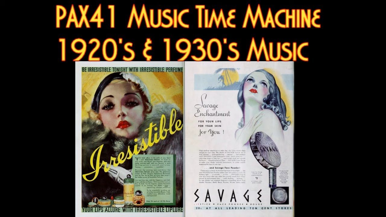 Marvelous German Dance Orchestra Musik From The 1930s