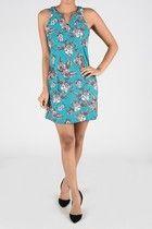 Jaime Printed Knit Dress (S,M,L)