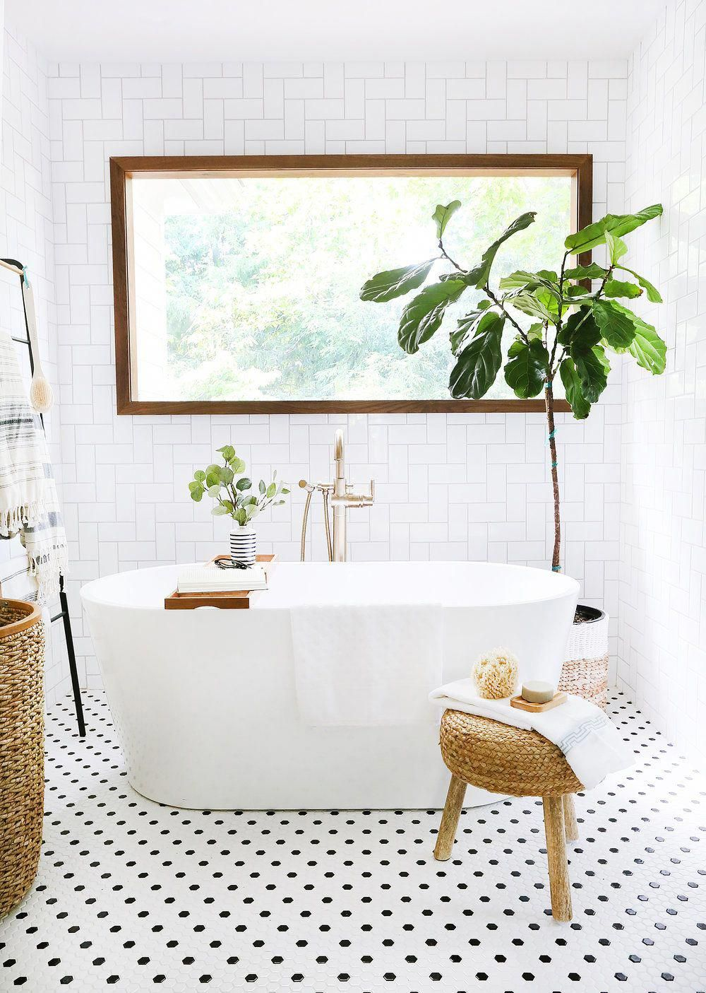 Photo of Turning my bathroom into a cozy and relaxing retreat — Sunny Circle Studio