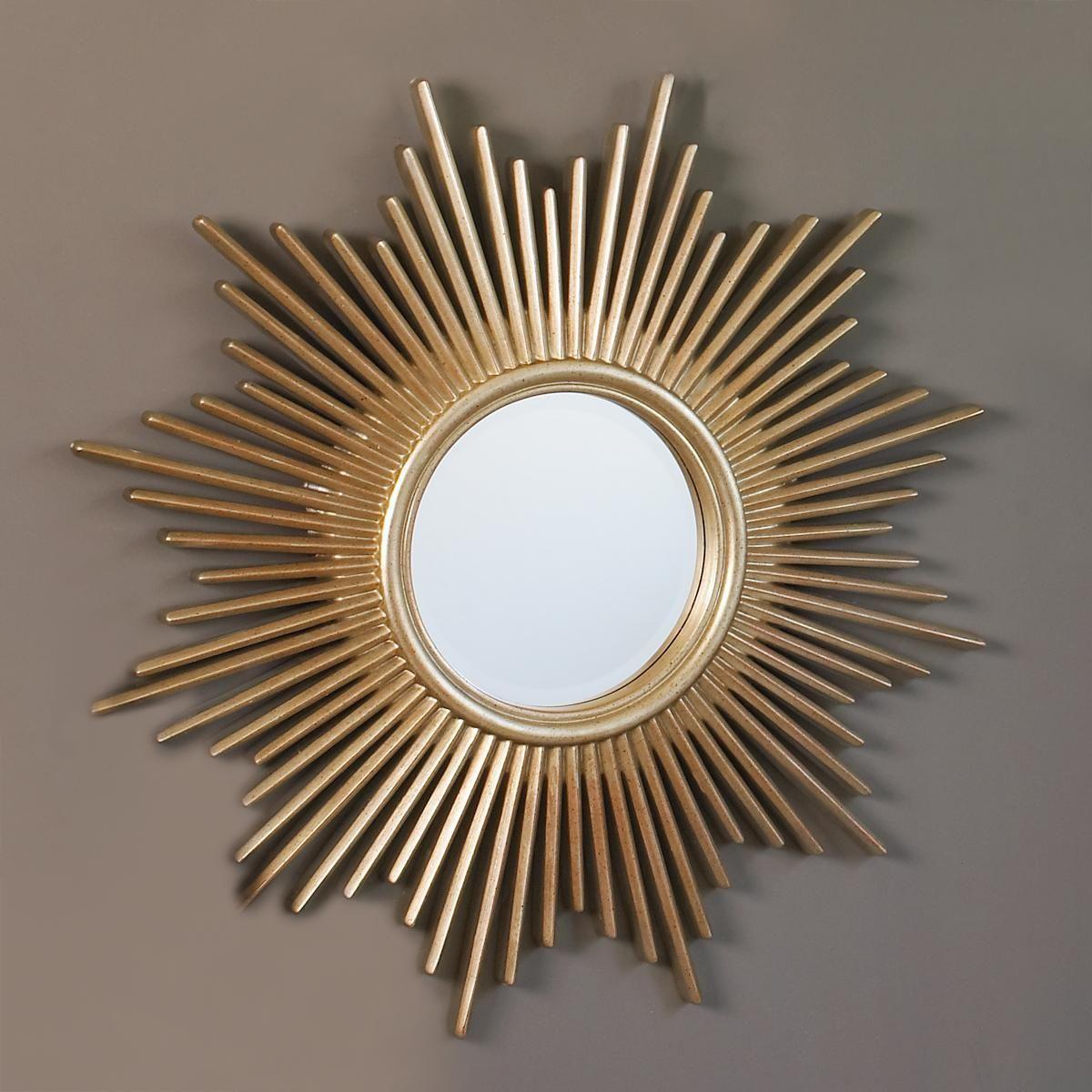 Die besten 25 sonnenspiegel ideen auf pinterest - Rustikaler spiegel ...