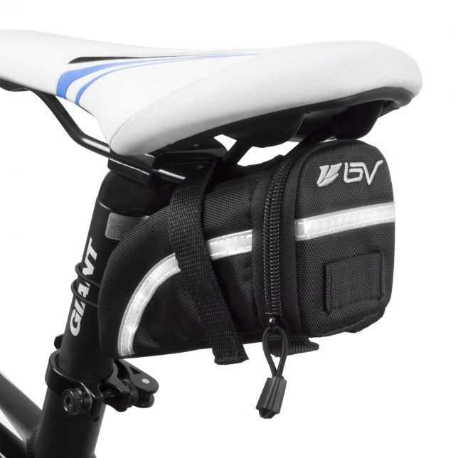 Top 7 Best Saddle Bags Reviews With Images Bicycle Straps