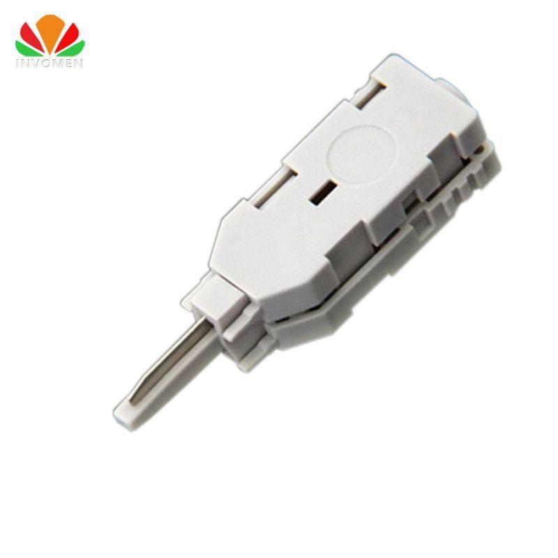SONOVO 10PCS/LOT 110 test head RJ11 voice connector MDF check phone Krone voice module Telecom patch panel