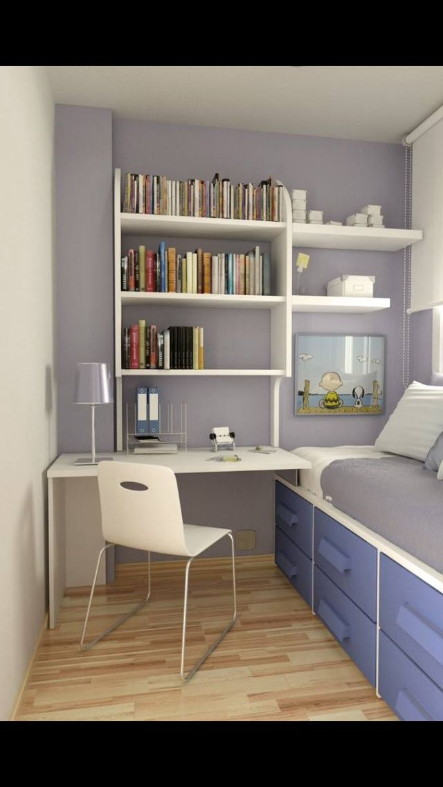 Tiny Box Room Ideas