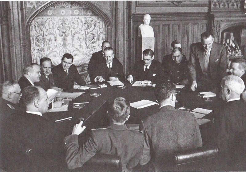 The Yalta Conference Sometimes Called The Crimea Conference Took
