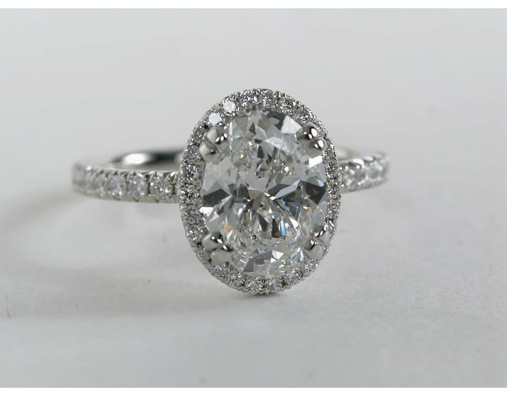 rings elegant with white diamond ring of a gold solitaire engagement in carat