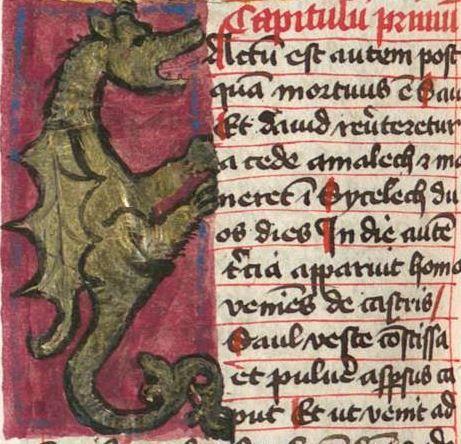 Bibel der Regensburger Dominikaner, Band 1 Clm 26670 [Regensburg], um 1450 Folio