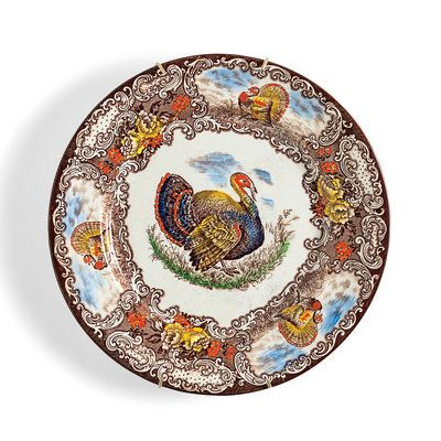 holidays - Thanksgiving China Patterns