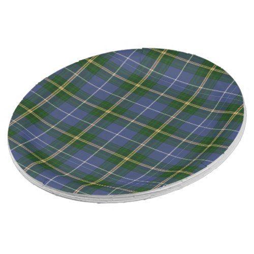 Paper plate blue Nova Scotia Tartan plaid  sc 1 st  Pinterest & Paper plate blue Nova Scotia Tartan plaid   Tartan plaid