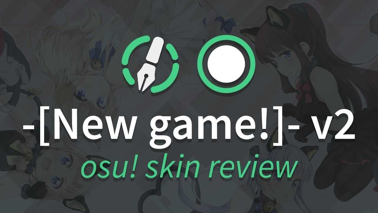 osu! Pores and skin Assessment: -- v2 | Game Reviews | News