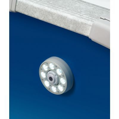 Magnetic Above Ground Pool Lights With Battery Operated Above Ground Pool Wall Light Photos Pool Light Pool Lights In Ground Pools