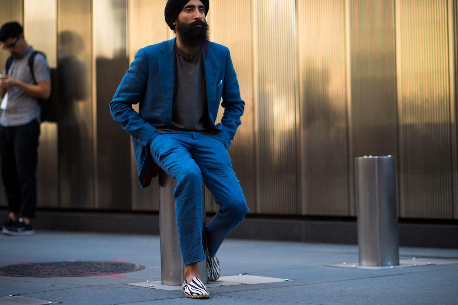 The Turban // New York Fashion Week Street Style