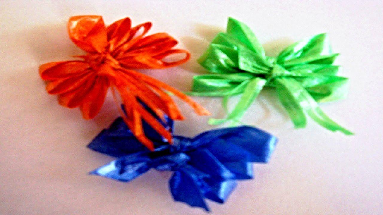 kleine geschenkschleife binden deko ideen mit flora shop schleifen binden diy bows. Black Bedroom Furniture Sets. Home Design Ideas