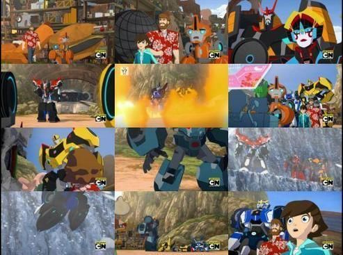 Transformers: Robots in Disguise US 2015 Season 2, Episode 1