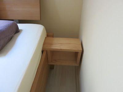 nachttisch zum einhangen seit unserem umzug passen leider meine selbstgebauten nachttische nicht mehr neben das selbstgebaute bett nata 1 4 rlich ist kein pro hochbett