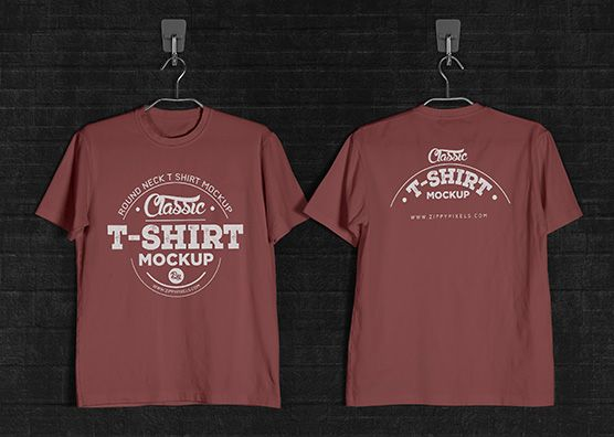 Download T Shirt Mockup Free Psd Download Zippypixels Kaos