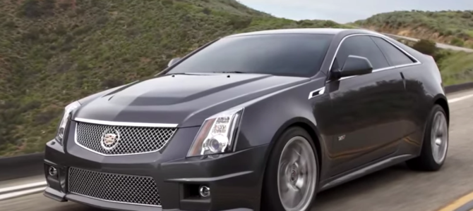 Modern Muscle Cars 2014 Cadillac Cts V Coupe Review Vehicles For