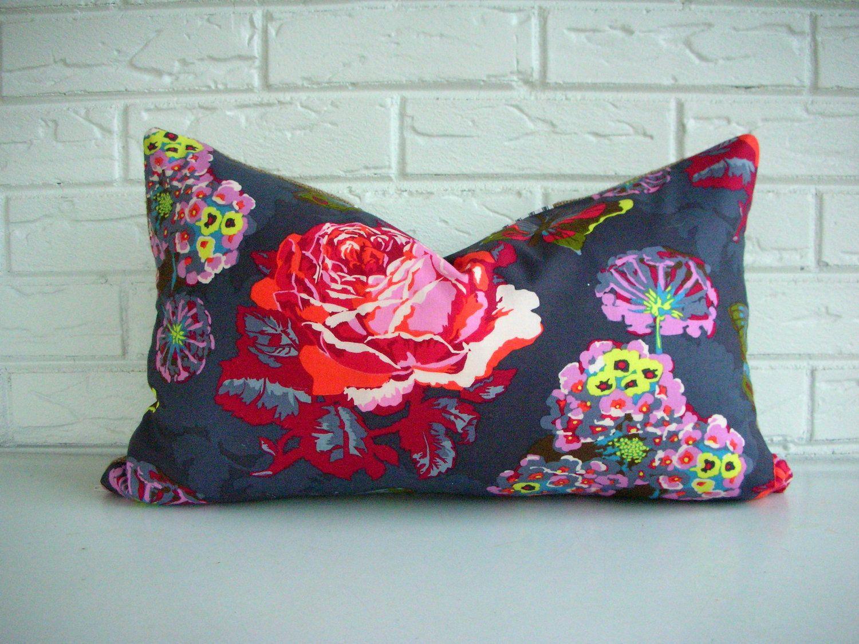 Decorative Lumbar Pillow Cover - Bohemian Chic - Cottage Decor ...