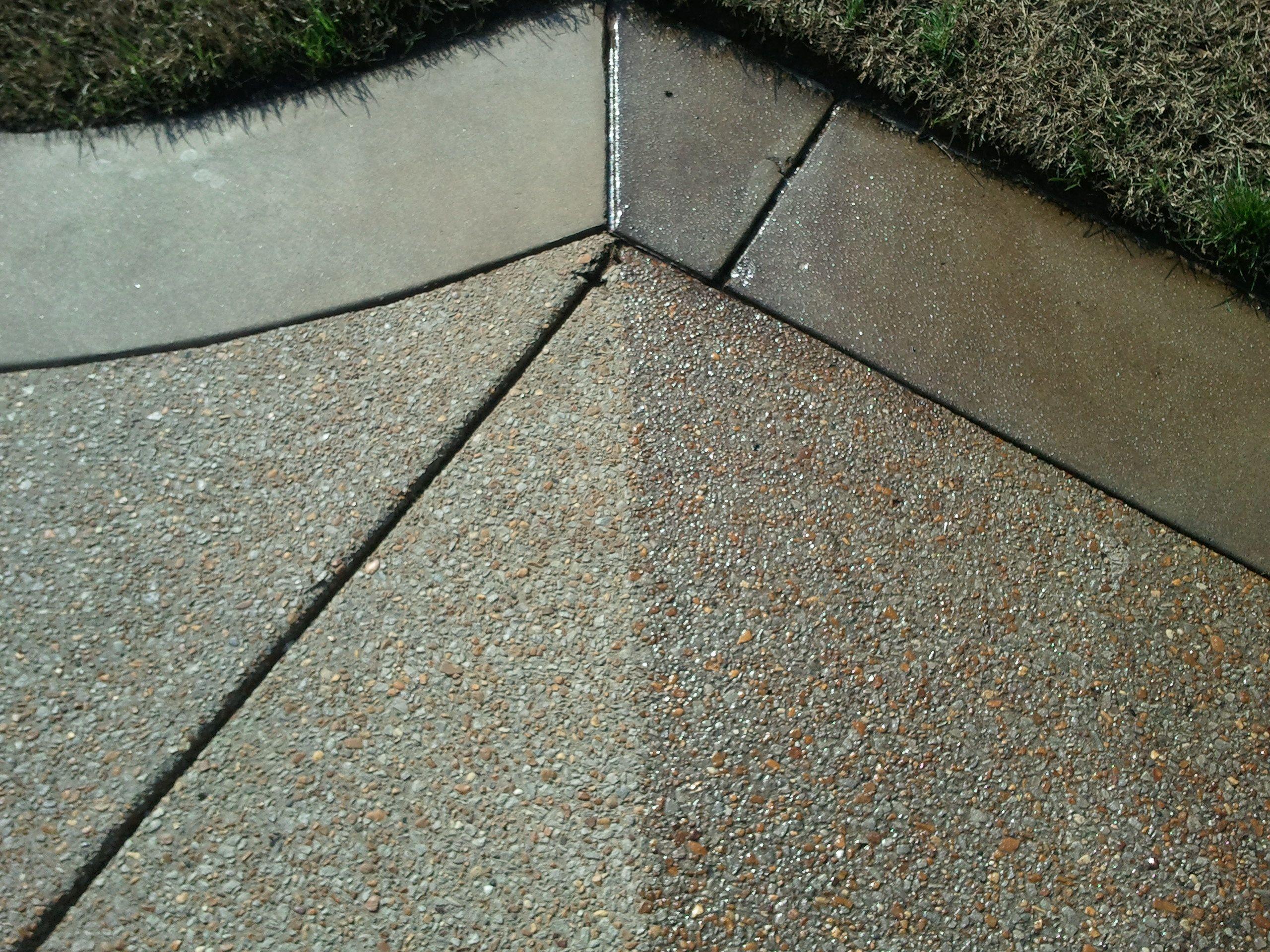 Coloring Concrete Sealer