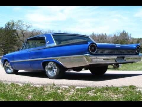 1961 Ford Galaxie Youtube Ford Galaxie Galaxie Fairlane
