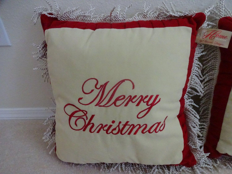 Christmas Decor Christmas Pillows Christmas Sale Clearance Sale ...