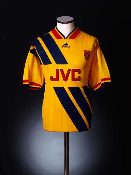 5a7130c1598 1993-94 Arsenal Away Shirt
