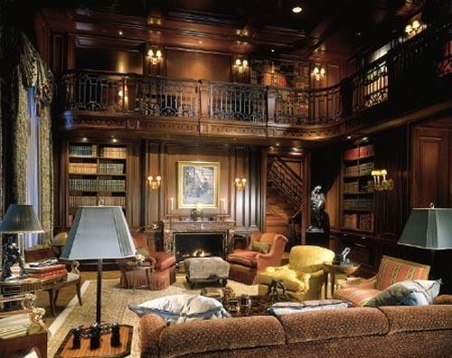 Et herre værelse