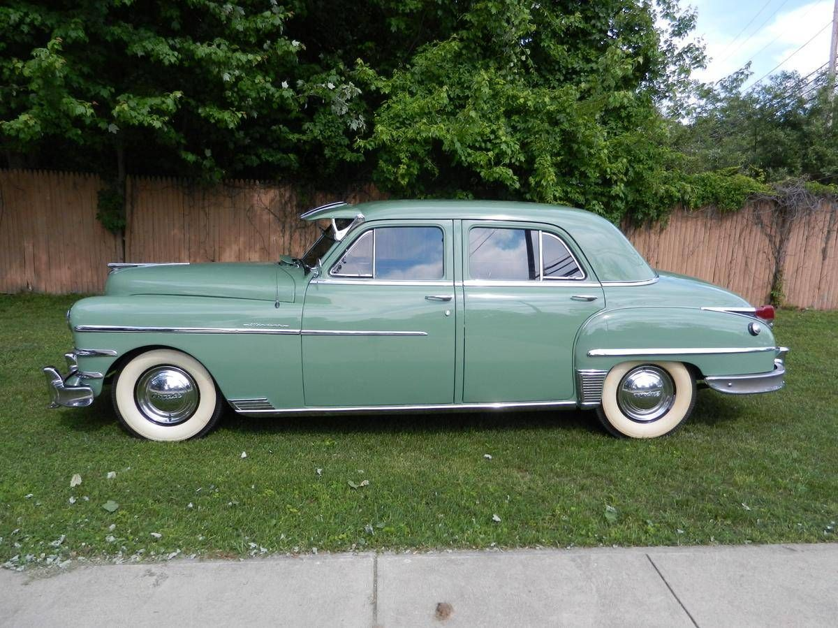 1949 Chrysler Windsor Chrysler Windsor Chrysler American