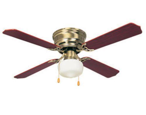 1 light ceiling fan at menards