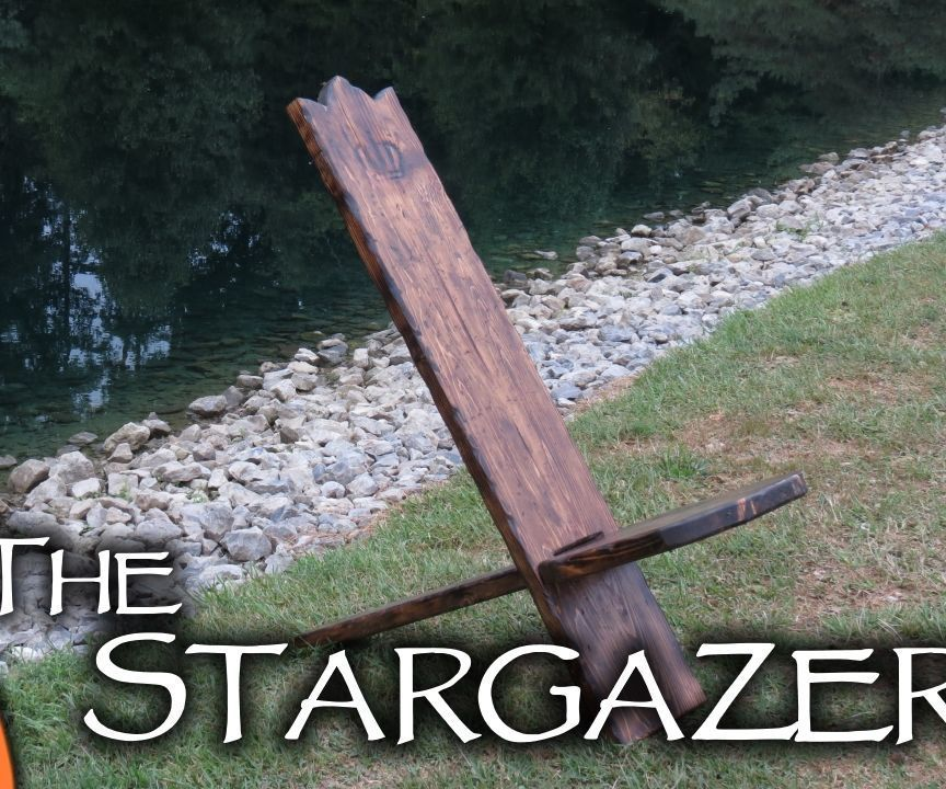 There are a lot of different versions of the stargazer