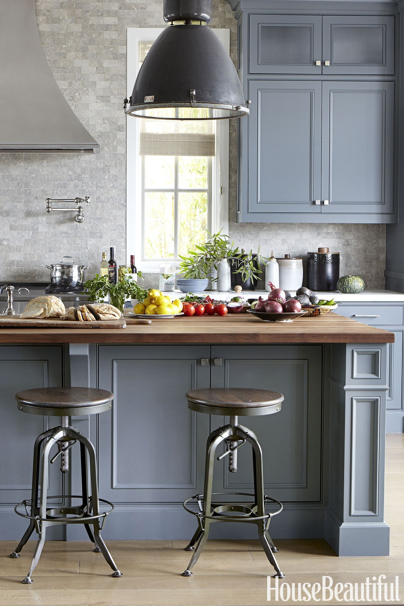 Best and amazing Ideas of Grey Kitchen Cabinets