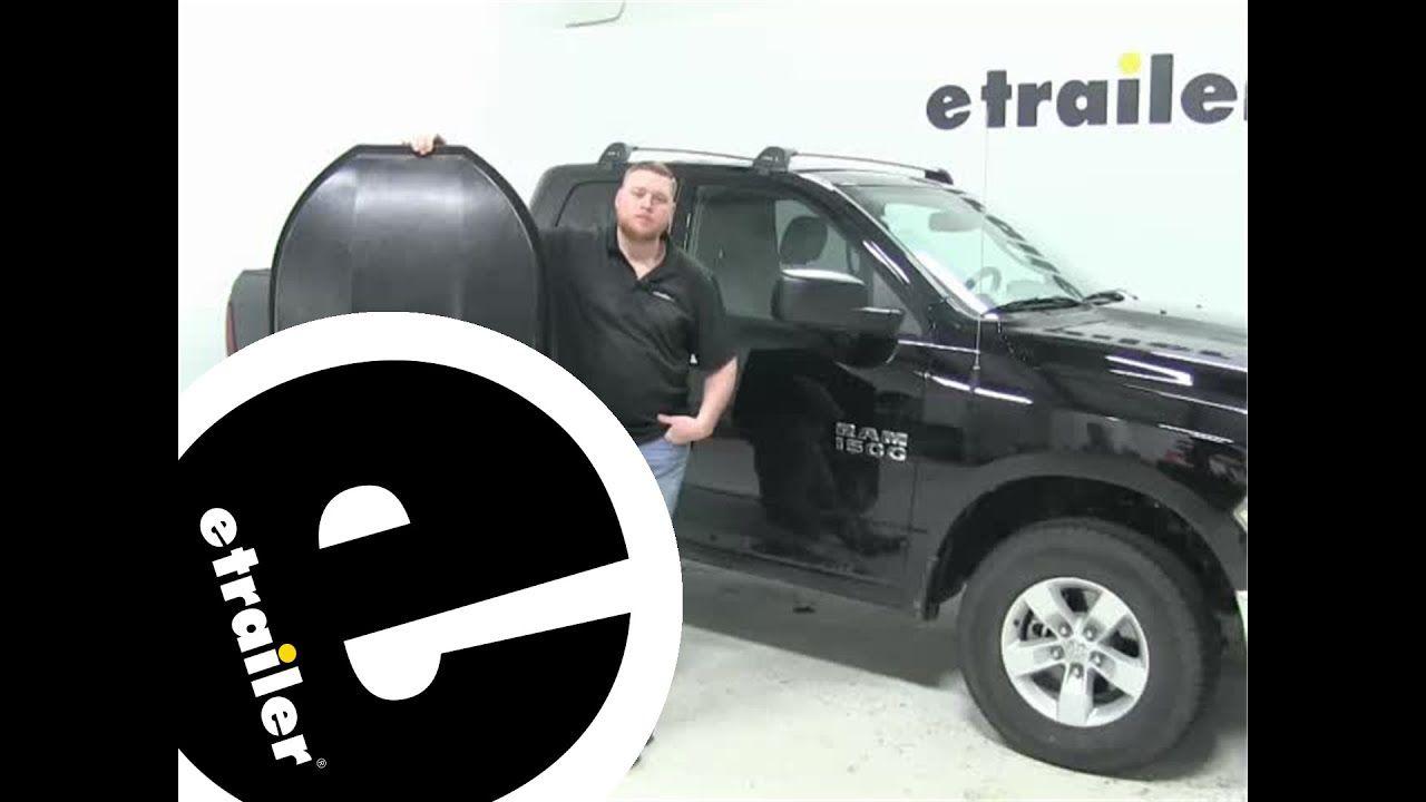 Latest Dodge RAM review yakima rocketbox pro roof cargo
