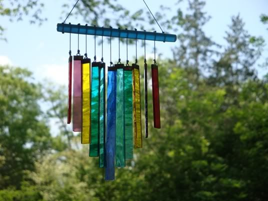 Voices Of A Wind Chime Glass Wind Chimes Wind Chimes Glass