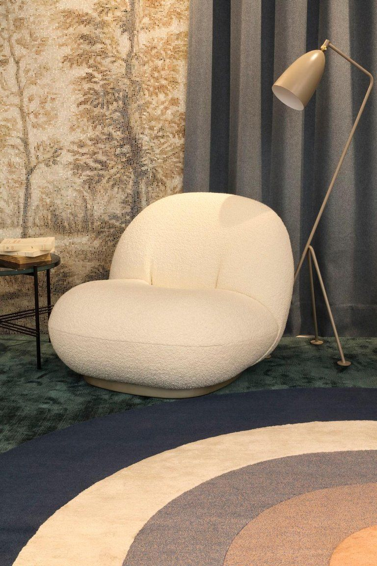 Plush Comfortable Versatile And Stylish This Piece Is An Understated Luxury A Welcoming Statement Lounge Chair That C Comfy Chairs Lounge Chair Cool Chairs
