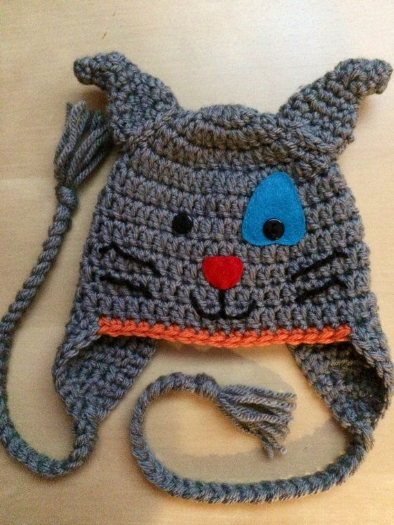Gilbert from CAILLOU hat in Newborn through by AlannaMichelle ...