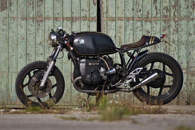 BMW R80 CAFE RACER: Love this bike!