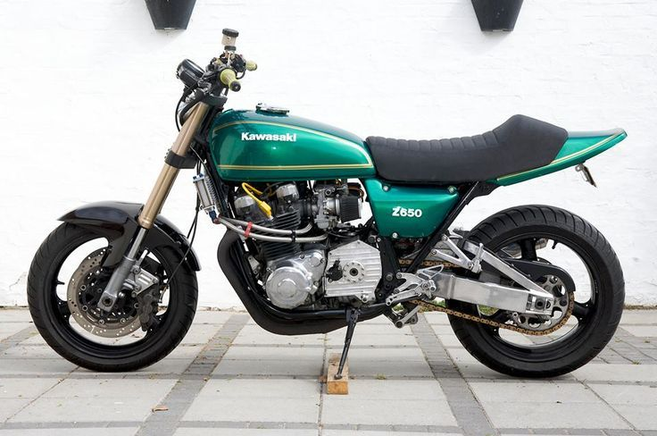 Kawasaki Z650 With Big Bore Z1 1188cc