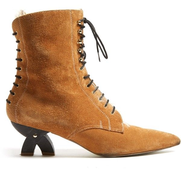 Loewe Beige Hiking Boots i8jQrFRX