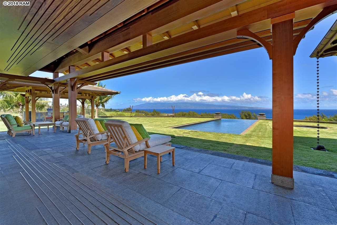 Mahana Estates New Development in Kapalua, Maui, Hawaii