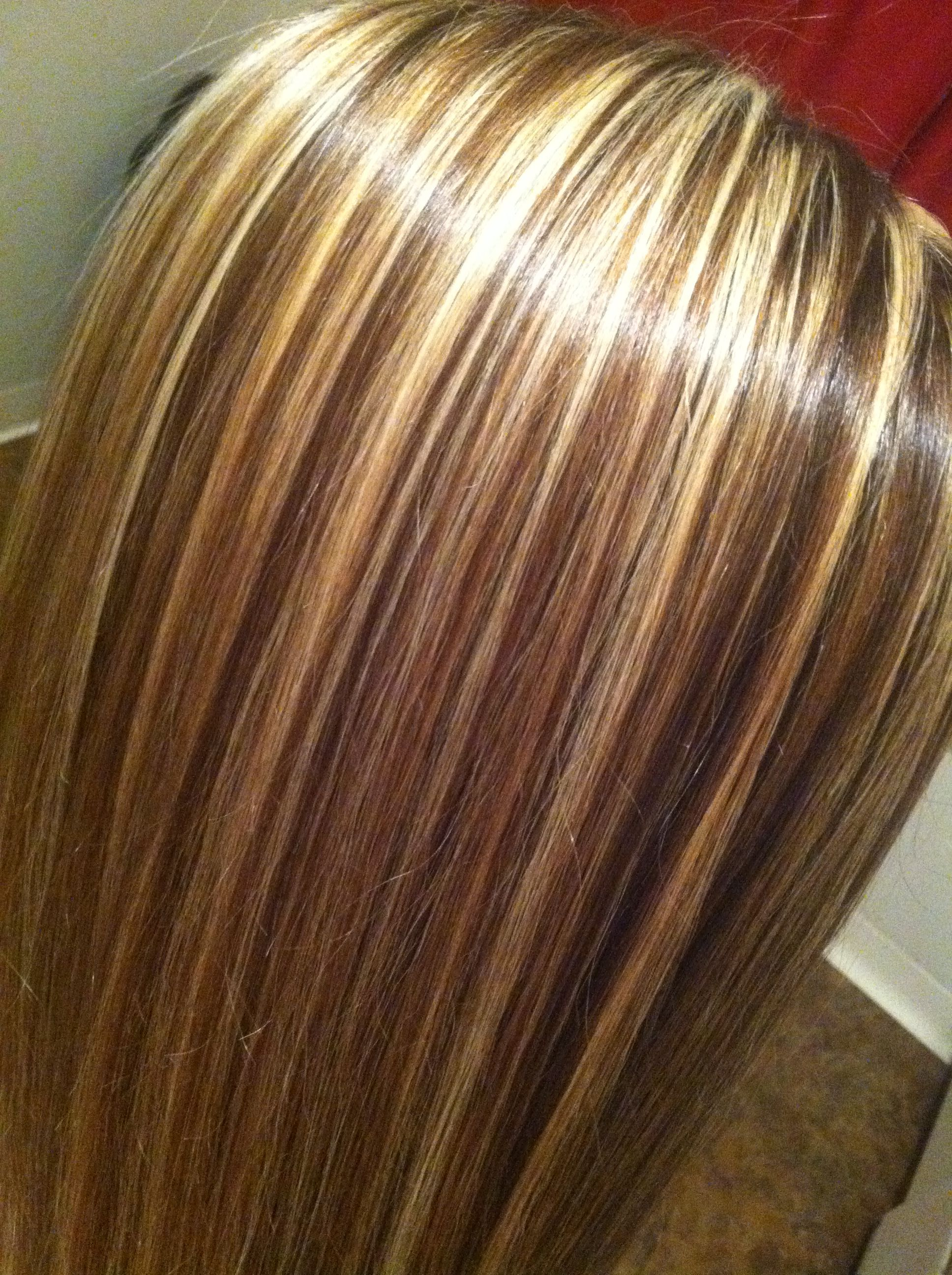 Highlight Blonde Like The Colors But Should Be Blended More For Me